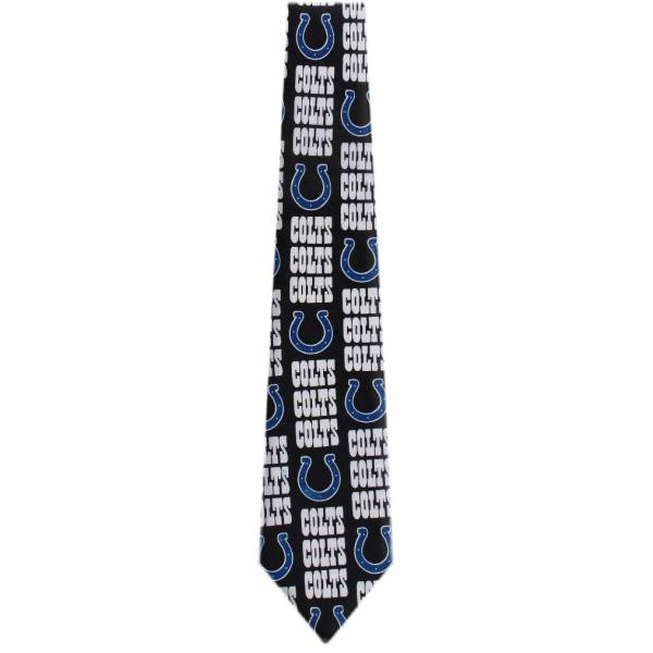 Colts Necktie NFL