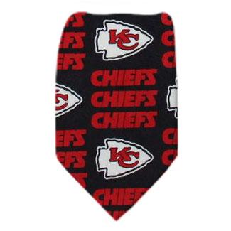Chiefs Necktie NFL
