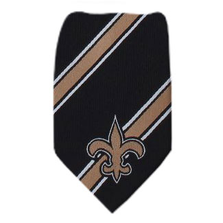 Saints Necktie NFL