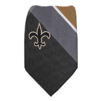 Saints Necktie NFL