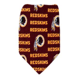 Redskins NFL Necktie NFL