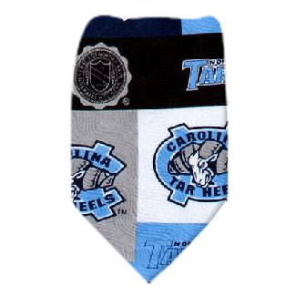 Tarheels NCAA Necktie NCAA