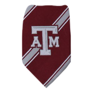 Texas A&M Necktie NCAA