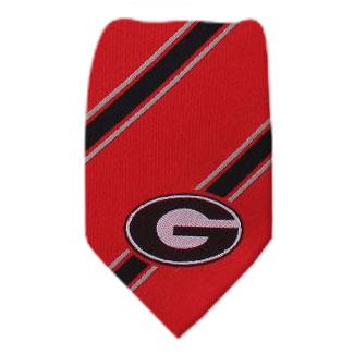 Georgia Necktie NCAA