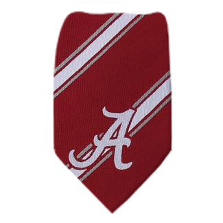 Alabama Necktie NCAA
