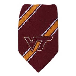 Virgina Tech Necktie NCAA