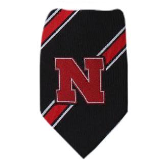 Nebraska Necktie NCAA