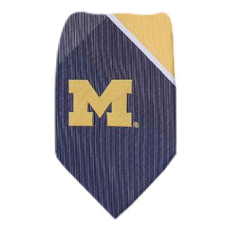 Michigan Necktie NCAA