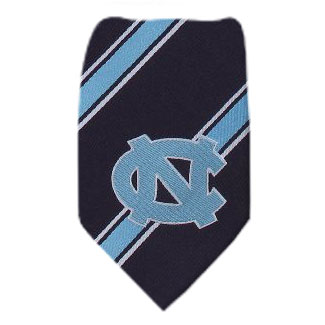 North Carolina Necktie NCAA