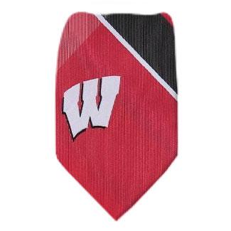 Wisconsin Necktie NCAA