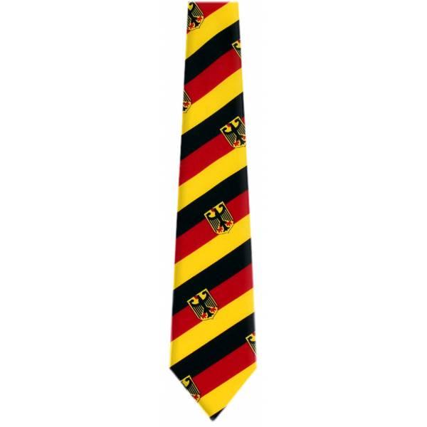 German Flag Necktie Flag Ties