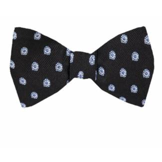 Self Tie Bow Tie Bow Ties - Self Tie