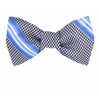 Self Tie Bow Tie Bow Ties - Self Tie