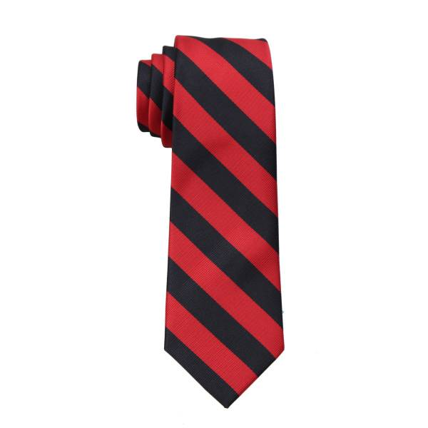 Boys College Stripe Tie Ties