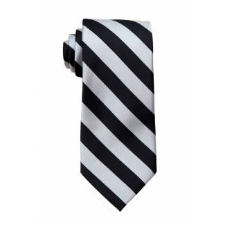 College Stripe Tie Regular