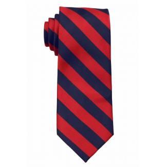 College Stripe Tie Regular