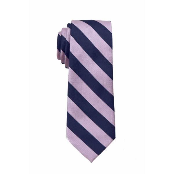Skinny College Stripe Tie Narrow