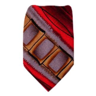 Jerry Garcia Silk Tie Regular Length