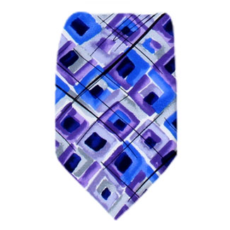 Jerry Garcia Silk Tie Regular Length