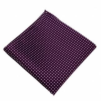 Dot Pocket Square Fashion