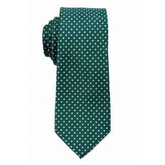 Skinny Dot Tie Narrow