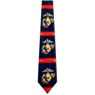 Marines Tie Military Ties