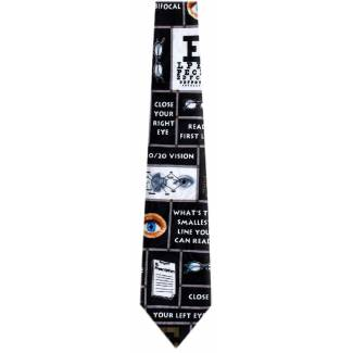 Optometrist Tie Occupation Ties