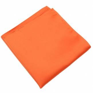 Solid Pocket Square Fashion