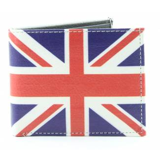 UK Flag Wallet Wallets