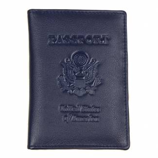 Leather Passport Holder Wallets