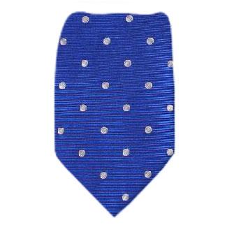 Dot Extra Long Silk Tie Ties