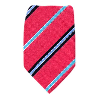 Stripe Extra Long Silk Tie Ties