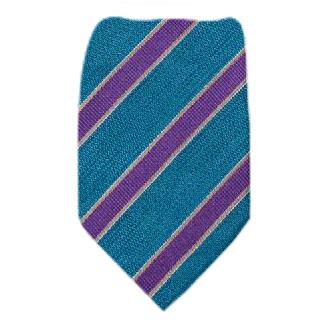 Stripe Extra Long Silk Tie Ties