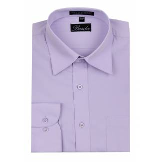 Mens Shirt Lavender Mens