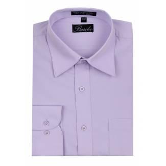 Mens Shirt Lavender Mens