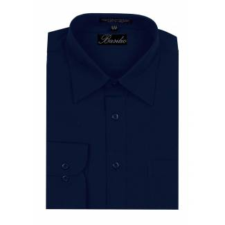 Mens Shirt Navy Mens