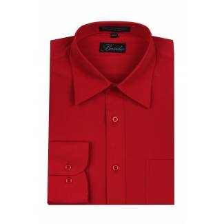 Mens Shirt Red Mens