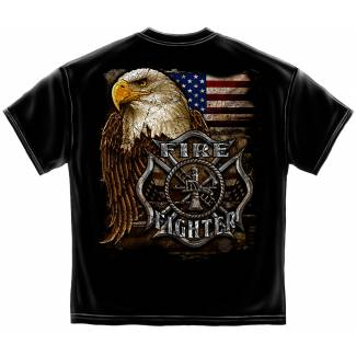 Fire Fighter T-Shirt T-Shirts