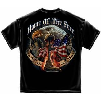 Memory of Fallen Heros T-Shirt T-Shirts