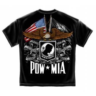 POW MIA T-Shirt T-Shirts