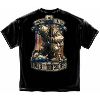Honor Our Heroes T-Shirt T-Shirts