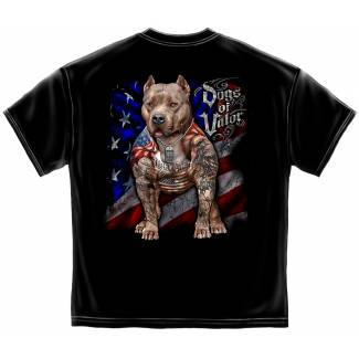 Dogs of Valor T-Shirt T-Shirts