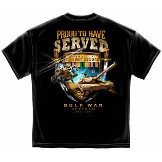 Desert Storm T-Shirt T-Shirts