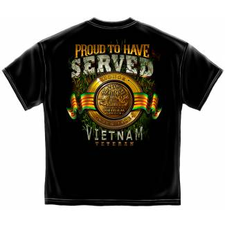 Vietnam Veteran T-Shirt T-Shirts
