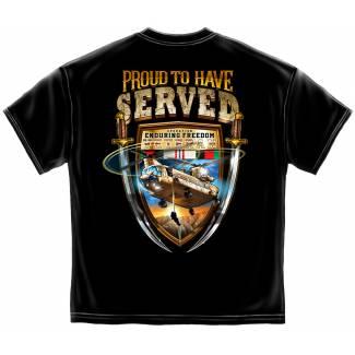 Op Enduring Freedom T-Shirt T-Shirts