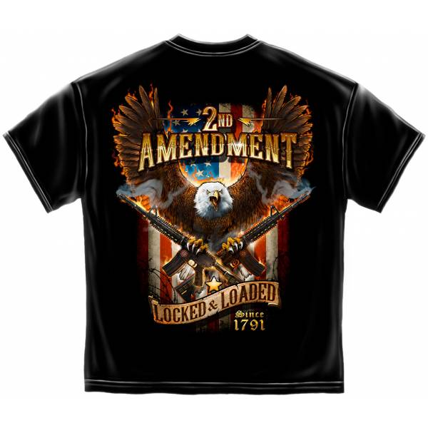 Locked and Loaded T-Shirt T-Shirts