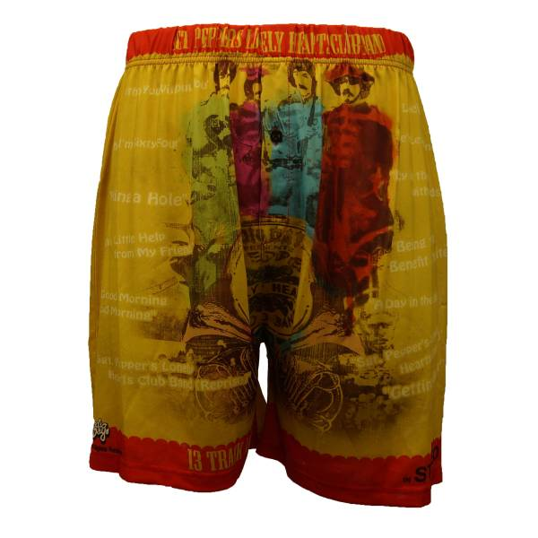 Beatles SGT Peppers boxer shorts Boxer Shorts