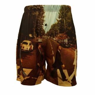 The Beatles Abbey Road boxer shorts Boxer Shorts