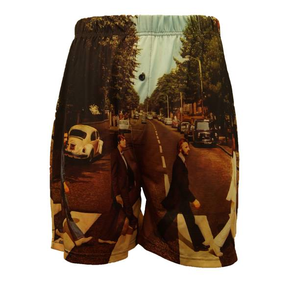 The Beatles Abbey Road boxer shorts Boxer Shorts