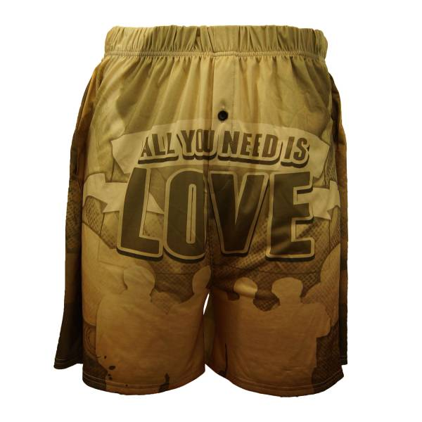 The Beatles All You Need Is Love boxer shorts Boxer Shorts